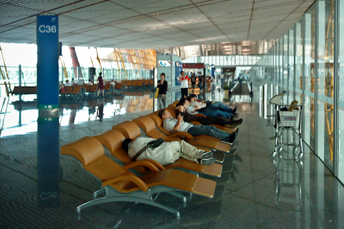 2009-09-11 beijing capital airport