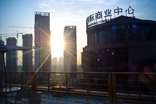 2009-09-11 beijing sunrise