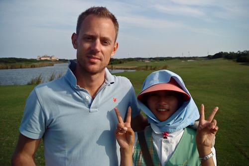 2009-09-20 Binhai caddie