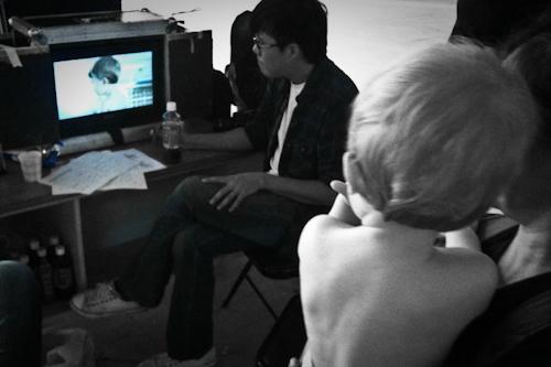 2010-10-20-noel in studio-4