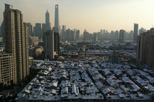 2010-12-17 shanghai winter view